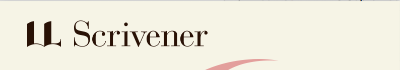 Using scrivener as a blogging tool